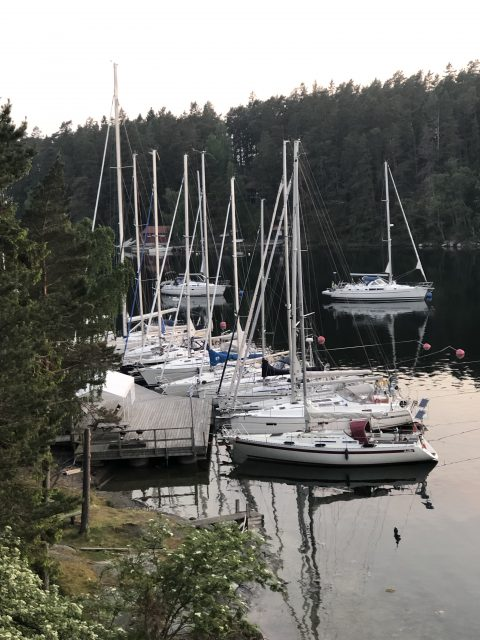 Båtcharter i Stockholms skärgård